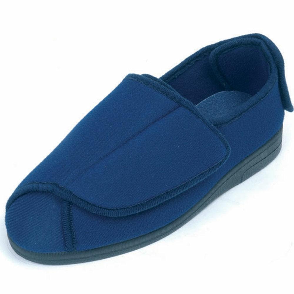 Sandpiper Ladies Slippers Wendy Navy