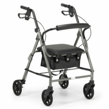Days 100 Series Lightweight Rollator All Sizes - Quartz