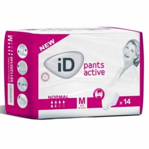 iD Active  Pull up Pants Medium - Incontinence pants