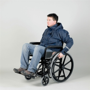 Deluxe Wheelchair Clothing Jacket Large