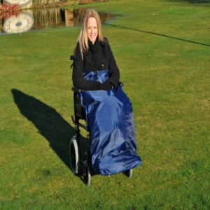 Splash Wheelchair Apron (Unlined) - U