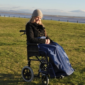 Splash Wheelchair Cosy - M