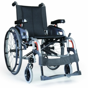 "Flexx self propel wheelchair 15"" x 16"""