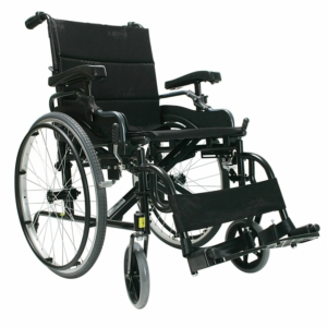 "Martin Self Propelled Wheelchair Black 14"" x 17"""