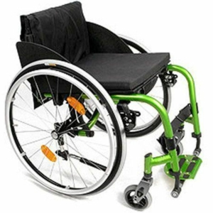 Quickie Neon Fixed Front Wheelchair