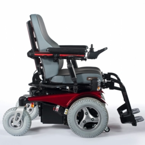 Quickie Jive F Front Wheel Drive Powerchair