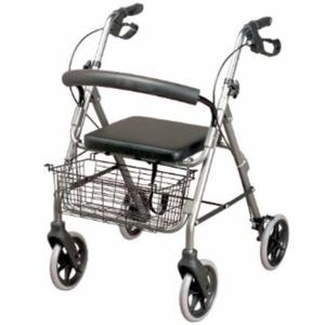 Homecraft Four Wheeled Rollator - Quartz