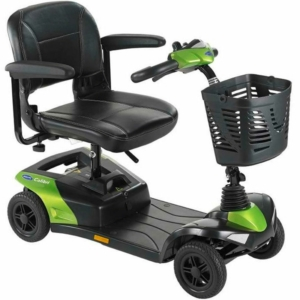 Millercare Buzzard 2 Mobility Scooter - Lime Green