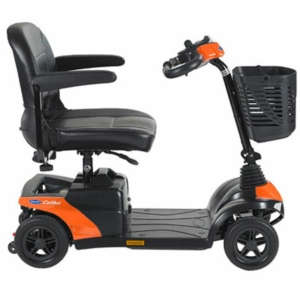 Millercare Buzzard 2 Mobility Scooter - Burnt Orange
