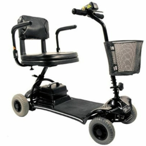 Millercare Hawk Mobility Scooter - Black