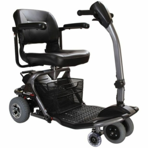 Millercare Heron Scooter - Graphite