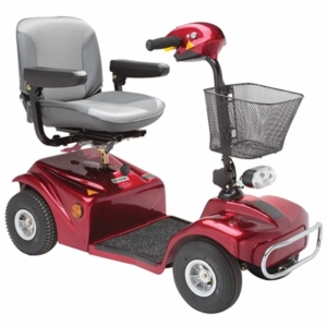 Kestrel Mobility Scooter - Millercare