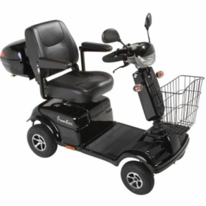 Millercare Kingfisher 2 Mobility Scooter - Black