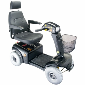 Rascal 850 Mobility Scooter - Black