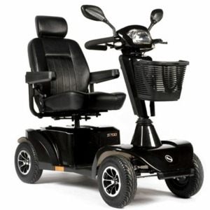 Millercare ST700 Mobility Scooter - Black Metallic