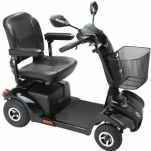 Rascal Vantage X Mobility Scooter - Black