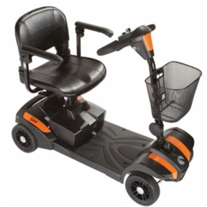 Rascal Veo Mobility Scooter - Orange