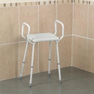 Shower Stool Lightweight Perching