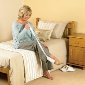 Sock Aid Terry Cloth Homecraft