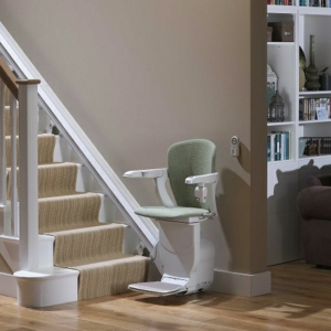 Stannah Starla 600 Straight Stairlift