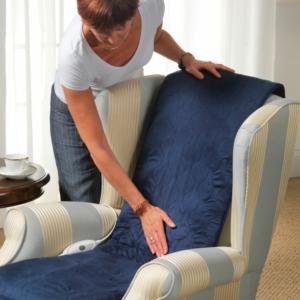 HomeGlow B-Warm Heated Chair Seat Cover-Keep Warm