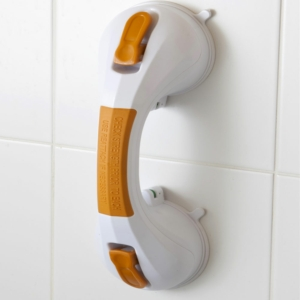 """Suction Cup 12"""" Grab Bar with Indicator"""