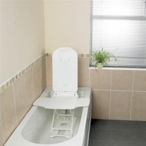 Bathlift Bathmaster Deltis Optional White Covers