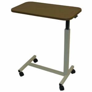 Days Overbed Table with Plastic Top