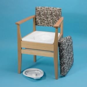 Commode Homecraft Deluxe Tapestry