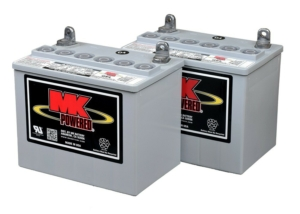 MK Battery 12V GEL Batteries Various Amps and Sizes
