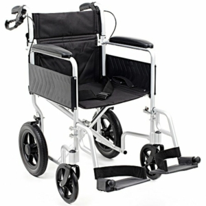 i-Lite Travel Wheelchair - Silver