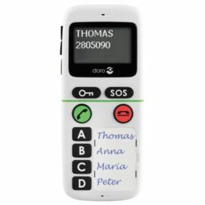 Handleplus 334 Truly Simple Mobile Phone