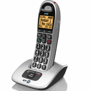 Doro Phoneeasy 105WR DECT Phone With TAM