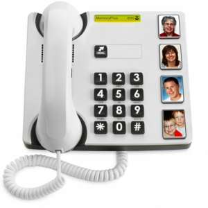 Doro Memory Plus 319 Corded Telephone