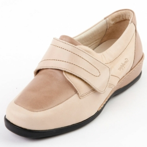 Sandpiper Ladies Shoes - Wardale Stone/Beige