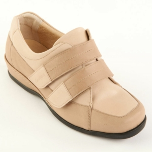 Sandpiper Ladies Shoes - Wested Stone/Beige