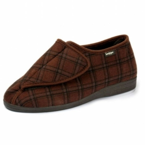 Sandpiper Mens Slippers - Gary Brown