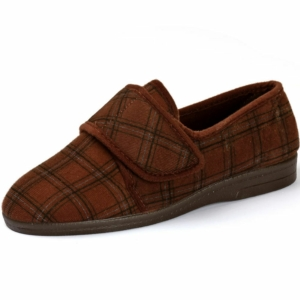 Sandpiper Mens Slippers - Steve Brown