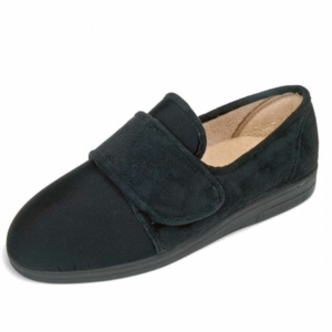 Sandpiper Ladies Slippers - Susie Black
