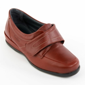 Sandpiper Ladies Shoes - Wardale Red