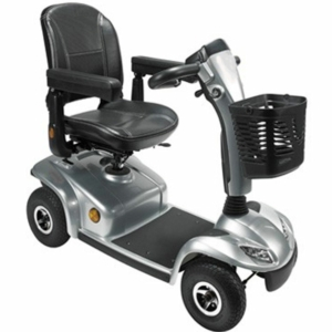 Millercare Eagle Mobility Scooter - Silver