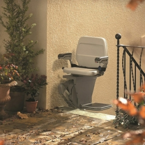 Stannah Outdoor Stairlift