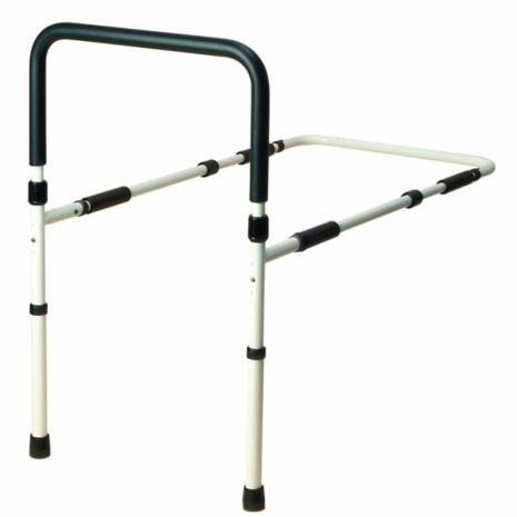 Bedrail height adjustable for divan beds for Divan bed height